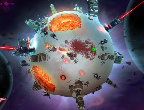 Battle Planet – Judgement Day: A Peek Behind the Curtains of the Arcade Shooter
