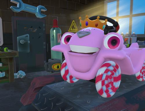BIG-Bobby-Car – Das Spiel ist ab sofort für PC, PlayStation 4 und Nintendo Switch erhältlich