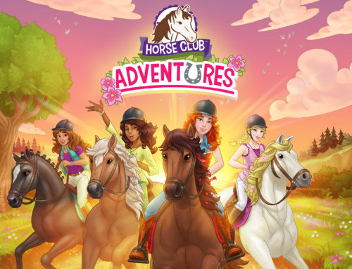 Horse Club™ Adventures – The game is available now for Nintendo Switch, PlayStation 4, XBox and PC (digital)