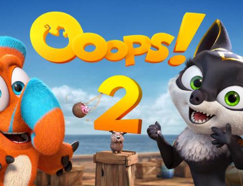 Ooops! 2 – Das Spiel ist ab sofort für Nintendo Switch, PlayStation 4 und XBox erhältlich